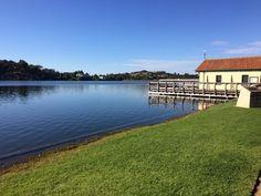 Beautiful day. #beautiful #day #sunny #sun #weather #warm #walk #run #exercise #fitness #health #water #river #boathouse #hopkins #hoppys #path #riverwalk #amazing #land #warrnambool #grass #blue #clear #sky #wow #fun #yay @destinationwarrnambool by hodg92
