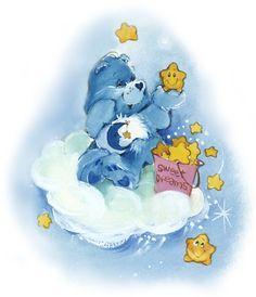 Care Bears: Bedtime Bear & Star Buddies