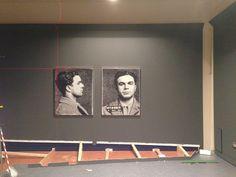 Conoscete la serie dei Most Wanted Men? Ecco, a #PalazzoBlu è arrivato John M. #Warhol #popart #mostre #arte #Pisa