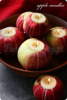 Hey Dreamers, preparation for Thanksgiving is continuing. I believe you already get the idea for outdoor decoration and table decoration for kids and now I will show you some decorative DIY Thanksgiving candles,