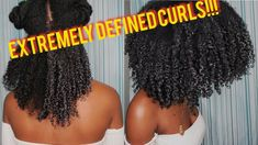 HOW TO | SHINGLING METHOD FOR EXTREMELY DEFINED CURLS! | NATURAL HAIR [Video] - https://blackhairinformation.com/video-gallery/shingling-method-extremely-defined-curls-natural-hair-video/