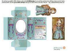 New Blythe mini box #14 JANE LEFROY | by Dr. Blythenstein