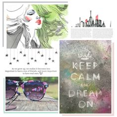 """""""Dream On"""" by fashionistacity on Polyvore"""