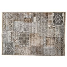 Soften hard surfaces with a plush designer rug, enriching your decor with texture and design.