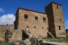 Iglesia en el interior del Castillo de Montearagón