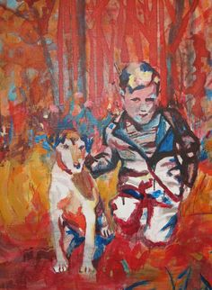 My artwork by Heidi Nuyts 90 x70 Acrylics on canvas