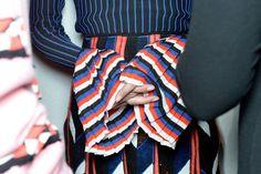 Pin for Later: Welche Maniküren tragen eigentlich die Models bei der Fashion Week? Maniküre bei Pucci Herbst/Winter 2016, Milan Fashion Week