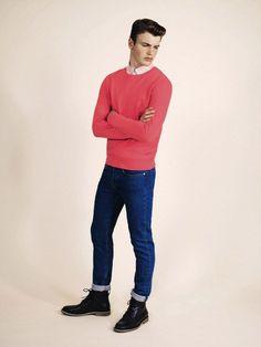 Standard Deviation - Fashion. Design. Culture. Art. Myko.: A.P.C. Spring / Summer 2013 Menswear Lookbook