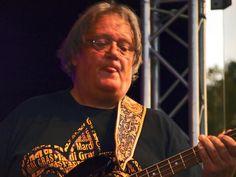 Bassist Thomas Seel - Morenas Reloaded Kurpark Bad Krozingen Support Kansas ...