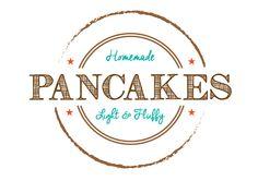Logo pancakes