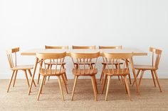 homenature - paul mccobb planner group dining set