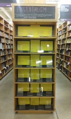 13 Bookshelf Displays That Prove Bookstores Are the Greatest
