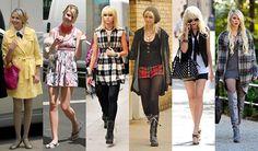 Gossip Girl Fashion Retrospective:Jenny Humphrey's Style Evolution