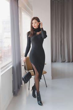 Korean Beauty Girls, Sexy Asian Girls, Beautiful Asian Girls, Asian Beauty, Colorful Fashion, Asian Fashion, Girl Fashion, Fashion Outfits, Womens Fashion