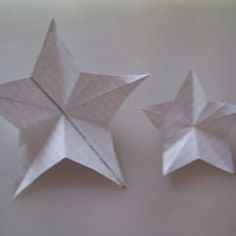 Perfect Paper Star