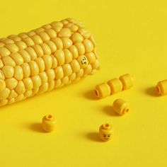 Do you ever see an image and just go yep. That totally fits in with my brand aesthetic? 💛☀️🍌🐤But what is the relevance of the LEGO corn? Is corn the new banana? Still Life Photography, Color Photography, Creative Photography, Conceptual Art, Surreal Art, Surrealism Photography, Shades Of Yellow, Gaudi, Mellow Yellow