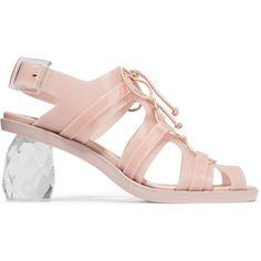Simone Rocha Vinyl sandals
