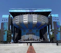 Concert Stage Design, Marina Bay Sands, Tours, Building, Travel, Festivals, Stage Design, Minecraft Decorations, Events