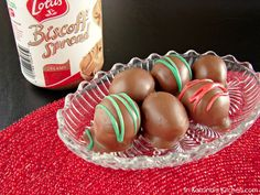 Biscoff Truffles - A Southern Fairytale