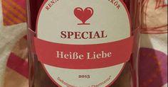 """Heiße Liebe"" (Himbeer Likör)"