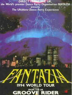 Fantazia - 1994 World Tour
