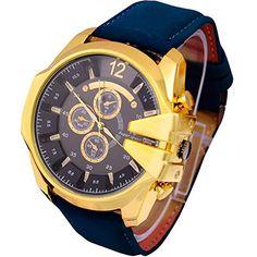 Uhren Herrenuhren Armbanduhren Wanduhren Luxusuhren Automatikuhren Digitaluhr Weiß Zifferblatt Archaistisch Leuchtende Hand Verbesserte für Männer mit Verschiedene Farben - http://on-line-kaufen.de/unbekannt/uhren-herrenuhren-armbanduhren-wanduhren-weiss