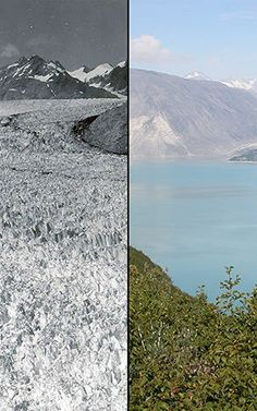 Terrifying Before And After Pictures Of How Climate Change Is Already Destroying The Planet