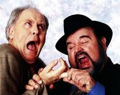 Third Rock from the Sun (John Lithgow and Dom DeLuise)
