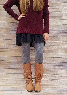 The Perfect Chiffon Ruffle Hi-Low Dress Extender – Lacie Girl