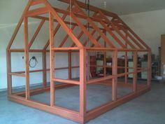 Greenhouse Plans - Build your own Sun Country Greenhouse Kit. Greenhouse plans with a wood frame and polycarbonate covering. Wood Greenhouse Plans, Greenhouse Frame, Greenhouse Supplies, Build A Greenhouse, Greenhouse Ideas, Greenhouse Wedding, Outdoor Greenhouse, Greenhouse Growing, Potager Palettes