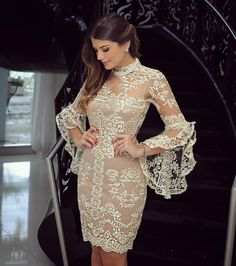Style inspiration pic via Short Dresses, Prom Dresses, Formal Dresses, Wedding Dresses, Pretty Dresses, Beautiful Dresses, Look Chic, The Dress, African Fashion