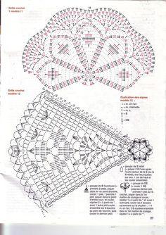 Журнал: Elena Crochet D'Art 35 - Рукодельница - ТВОРЧЕСТВО РУК - Каталог статей - ЛИНИИ ЖИЗНИ