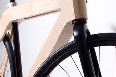 Gary Galego's Carbonwood bike