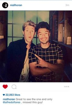 Niall just posted this on instagram!