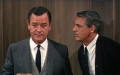 gig young | Cary Grant and Gig Young in That Touch of Mink (1962)