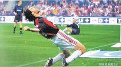 Gianni Comandini spent 1 season at Milan scoring 2 goals(13 apps).Both goals were scored in that 6-0 win over Inter