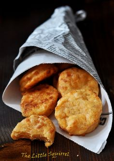 Savory Cheese Cookies - great with wine!    4 c. all purpose flour  1 lb. sharp cheddar cheese, grated  1 tsp. salt  3 sticks butter, melted  2 tsp. cayenne pepper  Melt butter. Mix in other ingredients. Roll in small balls and place on cookie sheet. Flatten with a spatula or a fork, until about the size of a fifty cent piece. Bake about 12 minutes at 375 degrees until brown. Do not over cook.
