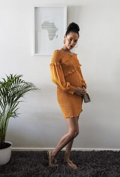 carla xiii how to style the bump