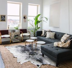 Meet the new online interior design service that will redecorate a room in your home for only $185: