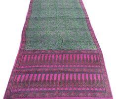 Cotton Kimono, Cotton Bag, Cotton Jacket, Sari Fabric, Fabric Remnants, Japanese Kimono, Cotton Quilts, Kimono Fashion, Comfortable Outfits