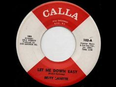 Betty Lavette - Let me down easy