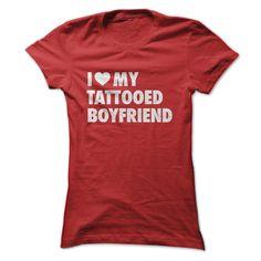 I love my tattoed boyfriend