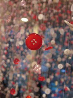 P8 Buttons & Fabrics: Button Wednesday : Button Rain