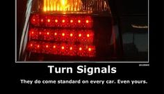 What does the Law Say About the Use of Turn Signals in Florida? By Beau Blackwell