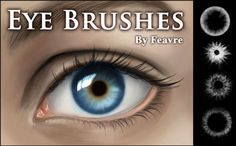 A Collection of Fantastic Digital Painting Photoshop Brushes | PSD Vault