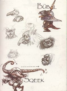 """Labyrinth"" by Brian Froud* • Blog/Website 