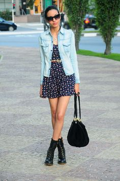 Blog de vicionamoda : Garotas Fashionistas, LOOK COM: COTURNO!