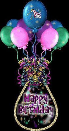 Las imágenes animadas de cumpleaños son una de las mejores formas de felicitar a nuestros amigos que estén cumpliendo años, por eso hoy les queremos dejar esta hermosa colección de imágenes de cumpleaños animadas en formato GIF. Estas imágenes son muy vistosas y vienen en muchos colores, con brillitos y con movimiento. Esperamos que les …
