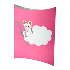 IKEA OVERLAGSEN - Gift box, pink - cm *** Check this awesome product by going to the link at the image. Childrens Party, Banners, Gift Wrapping, Wrapping Ideas, Craft Supplies, Pink, Wraps, Stationery, Snoopy
