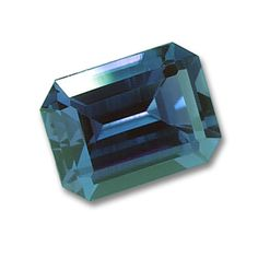 8x6mm Octagon Emerald Cut Gem Quality Chatham-Created Cultured Color-Change Alexandrite 1.67-2.05 Ct.